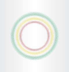 Optical circle element vector