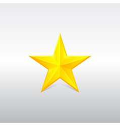 Yellow star for rank vector