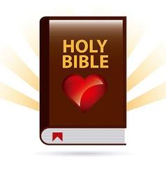 Holi bible vector