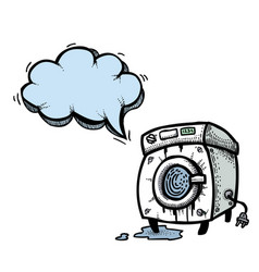 Washing machine-100 vector