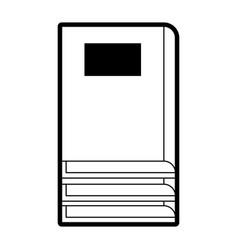 Books vector