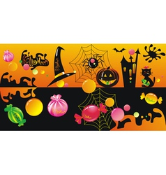halloween character vector image vector image