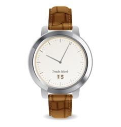 Mechanical watch vector