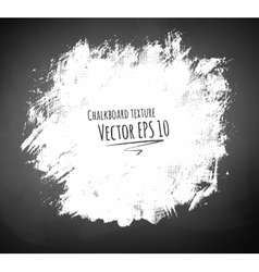 Hand drawn chalked texture vector