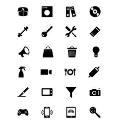 Tools icons 3 vector