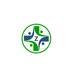 Medical group initial z vector