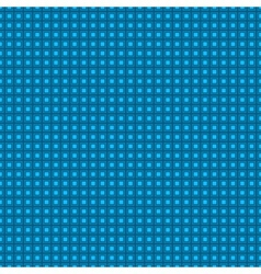 Seamless squared background vector image vector image