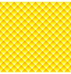 Abstract geometric yellow vector