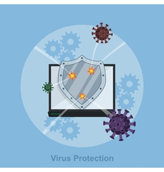 Virus protection vector