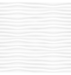 White wave texture seamless background vector