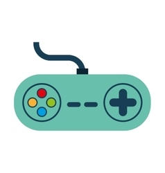 Control game wire icon vector