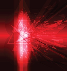 Explosion abstract background vector