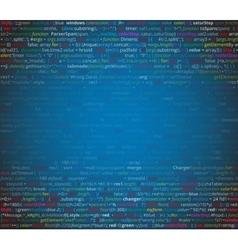 Abstract program code vector