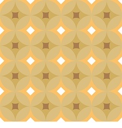 pattern03 orange and brownth vector image