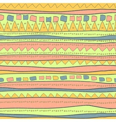Hand drawn pattern vector