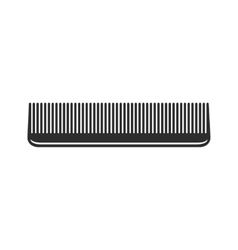 Comb hairbrush icon hisoter vector