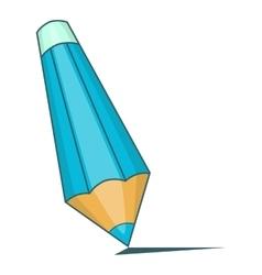 Pencil icon cartoon style vector image vector image