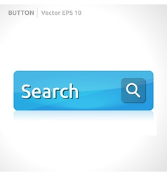 Search button template vector