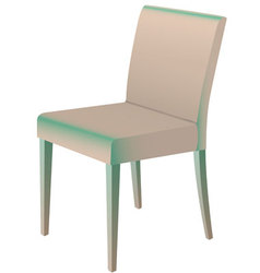 Dining chair vector