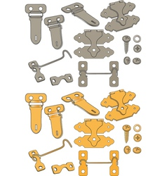 The complete set of latches vector