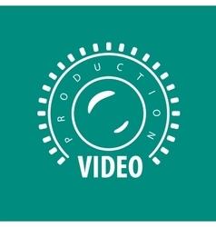 logo video vector image vector image