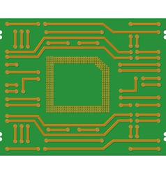 Printed circuit board vector