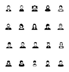 Profession avatar icon 2 vector