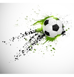 Soccer design vector image vector image