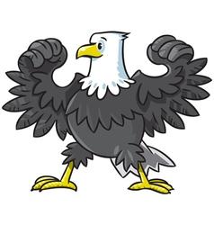Strong eagle vector