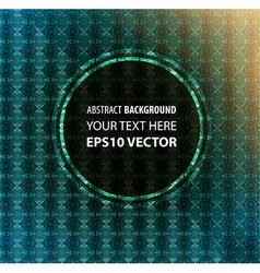 Abstract tiled background vector