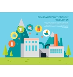 Environmentally friendly production vector