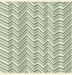 Zigzag pattern of jagged stripes vector