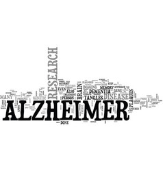 Alzheimer memoria demencias text word cloud vector
