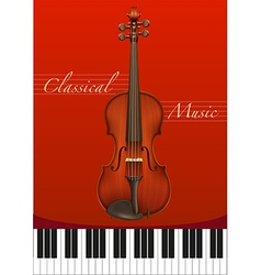 Classical music vector