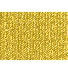 Glitter golden gradient texture design vector image