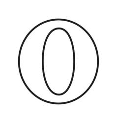 Opera vector image vector image
