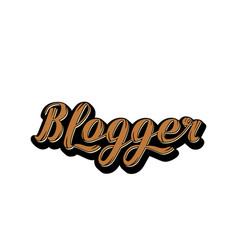 Badge emblem design vector