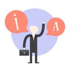 About us personal informatin design vector