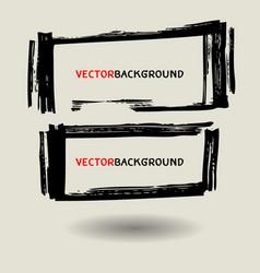 Marker paint texture background set vector