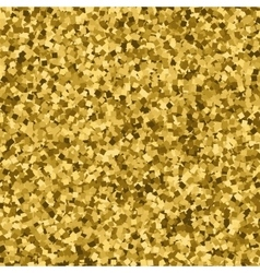 Abstract gold background seamless pattern vector image vector image