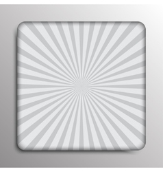 Background sun rays frame eps 10 vector