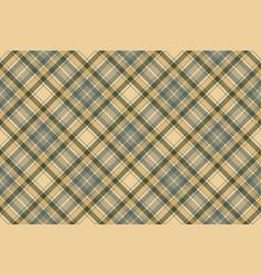 Tartan check plaid seamless fabric texture vector