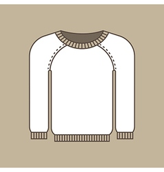 Sweatshirt vector
