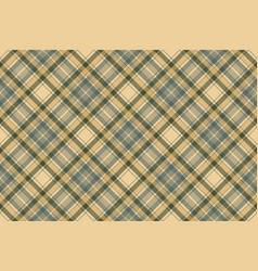 Tartan check plaid seamless fabric texture vector