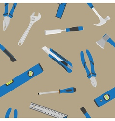 tools seamless 6 vector image vector image