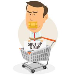 A consumers life vector