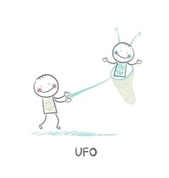 Extraterrestrial vector