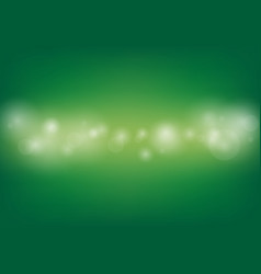 Celebrate blur green abstract background vector