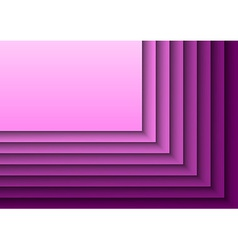 layers purple vector image