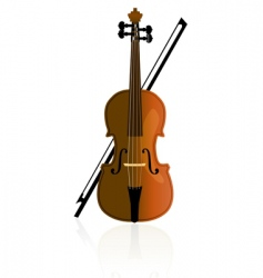cello violoncello vector image vector image